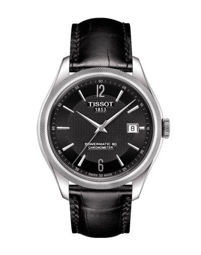 Ballade Powermatic 80 COSC Black Dial Men's Watch