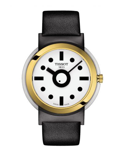 NEW TISSOT HERITAGE MEMPHIS GENT WATCH WITH EXTRA LEATHER STRAP