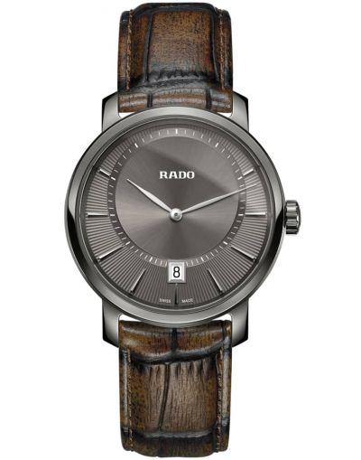 DiaMaster XL Grey Dial Men's Watch