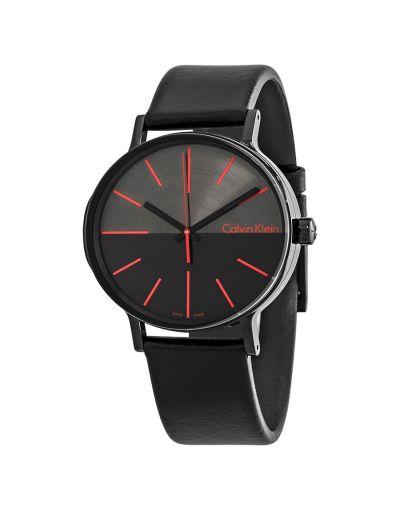 Calvin Klein Boost Black Dial Men's Watch