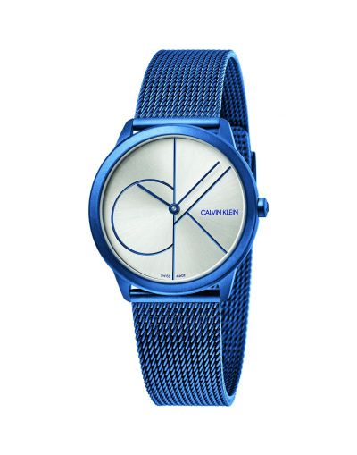 Calvin Klein Minimal Quartz Silver Dial Women's Watch