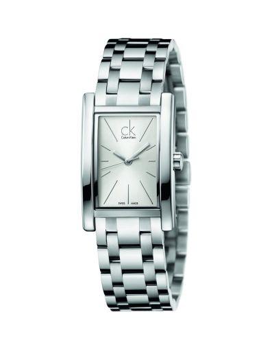 Calvin Klein Refine Silver Dial Women's Watch