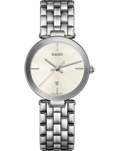 Florence Quartz Silver Dial Silver Bracelet Women's Watch