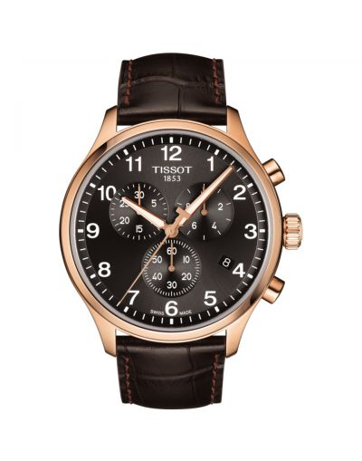 Chrono XL CLassic Black Dial Men's Watch